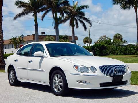 2008 Buick LaCrosse for sale at VE Auto Gallery LLC in Lake Park FL