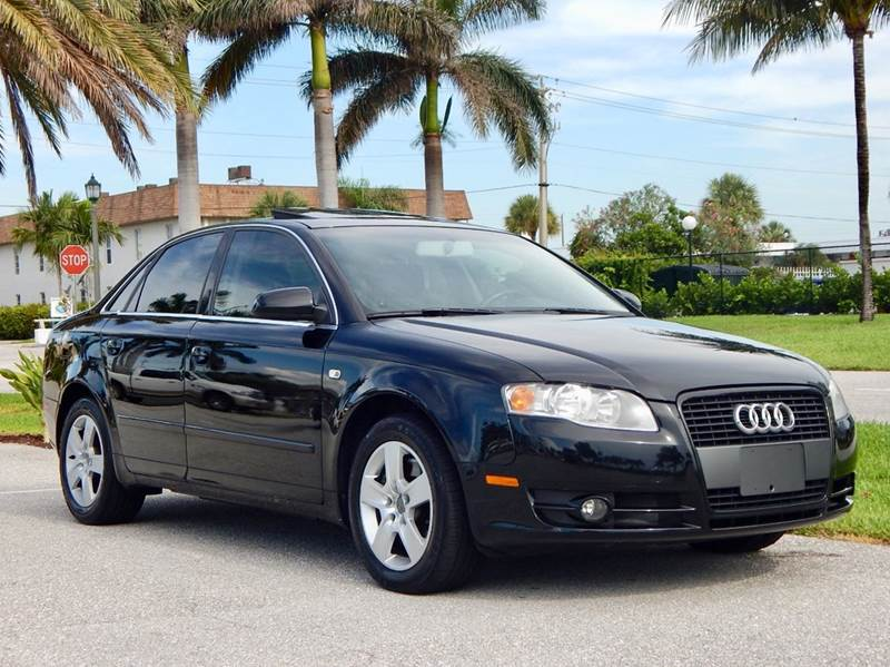 2006 Audi A4 for sale at VE Auto Gallery LLC in Lake Park FL