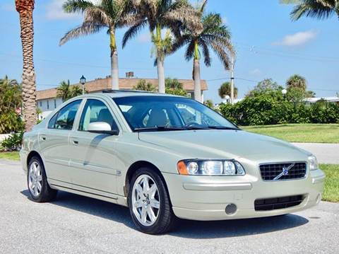 2005 Volvo S60 for sale at VE Auto Gallery LLC in Lake Park FL