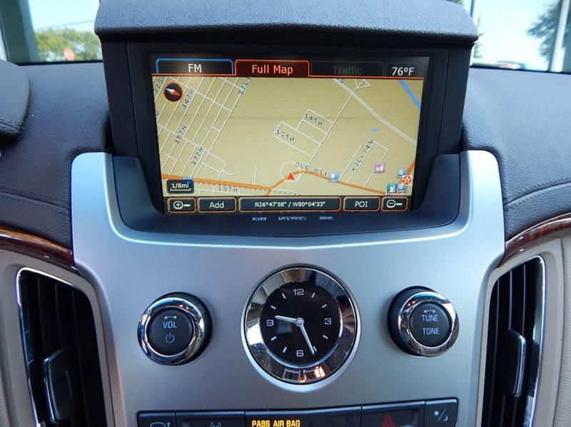 2008 Cadillac Cts 3 6L DI 4dr Sedan In Lake Park FL - VE