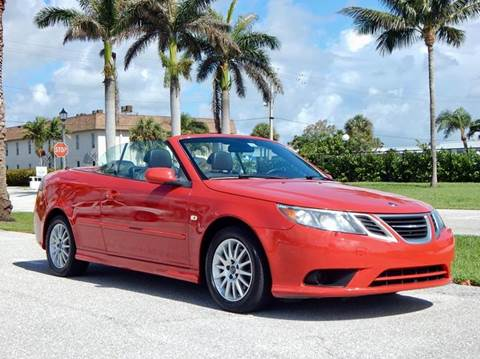 2008 Saab 9-3 for sale at VE Auto Gallery LLC in Lake Park FL