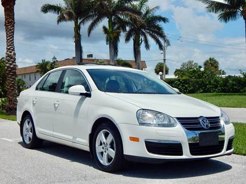 2008 Volkswagen Jetta for sale at VE Auto Gallery LLC in Lake Park FL