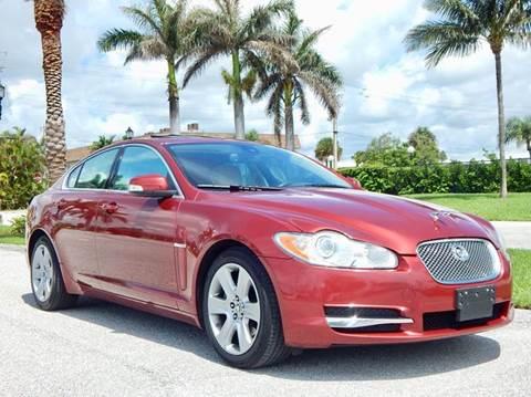 2009 Jaguar XF for sale at VE Auto Gallery LLC in Lake Park FL