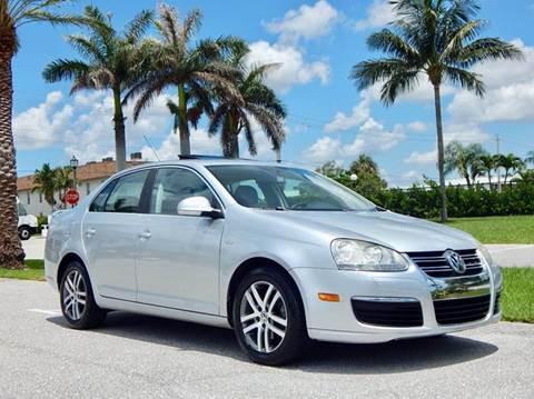 2007 Volkswagen Jetta for sale at VE Auto Gallery LLC in Lake Park FL