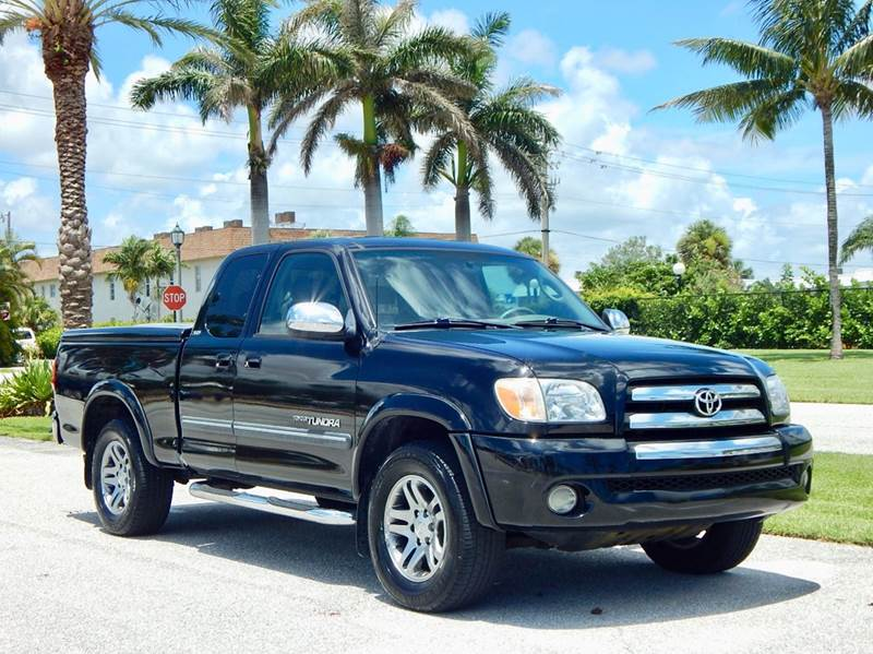 2005 Toyota Tundra for sale at VE Auto Gallery LLC in Lake Park FL