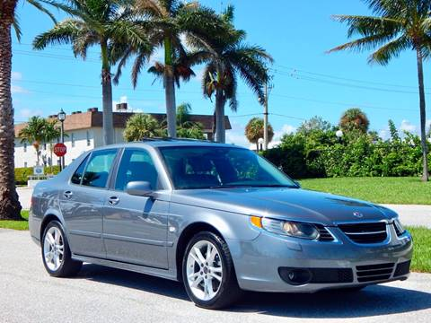 2008 Saab 9-5 for sale at VE Auto Gallery LLC in Lake Park FL