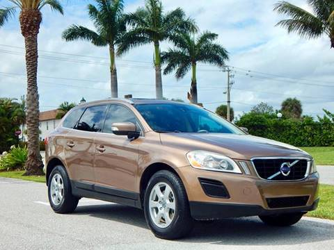 2011 Volvo XC60 for sale at VE Auto Gallery LLC in Lake Park FL
