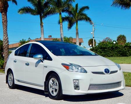 2011 Toyota Prius for sale at VE Auto Gallery LLC in Lake Park FL