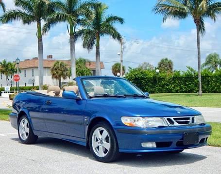 2002 Saab 9-3 for sale in Lake Park, FL