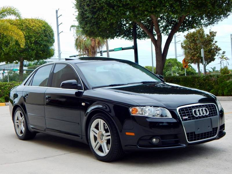 2008 Audi A4 for sale at VE Auto Gallery LLC in Lake Park FL