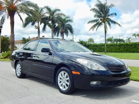 2004 Lexus ES 330 for sale in Lake Park, FL