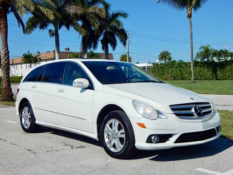 2008 Mercedes-Benz R-Class for sale at VE Auto Gallery LLC in Lake Park FL