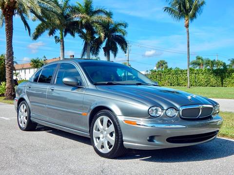 2006 Jaguar X-Type for sale at VE Auto Gallery LLC in Lake Park FL