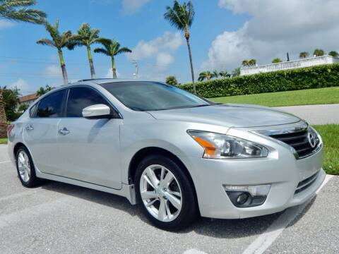 2013 Nissan Altima for sale at VE Auto Gallery LLC in Lake Park FL