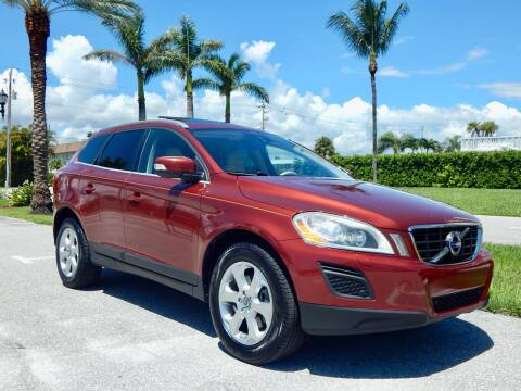 2013 Volvo XC60 for sale at VE Auto Gallery LLC in Lake Park FL