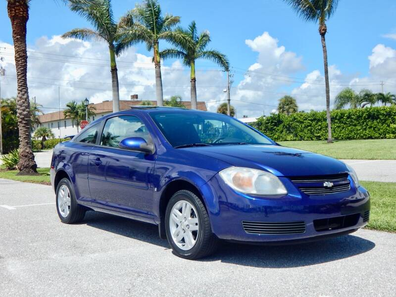 2007 Chevrolet Cobalt for sale at VE Auto Gallery LLC in Lake Park FL