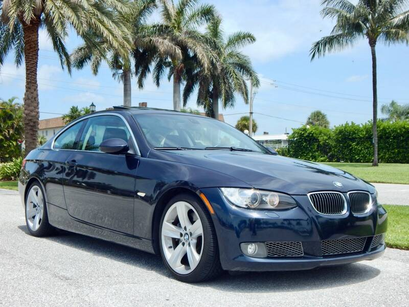 2007 BMW 3 Series for sale at VE Auto Gallery LLC in Lake Park FL