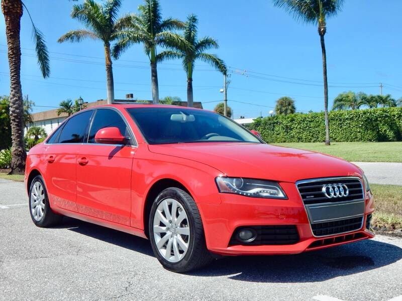 2009 Audi A4 for sale at VE Auto Gallery LLC in Lake Park FL
