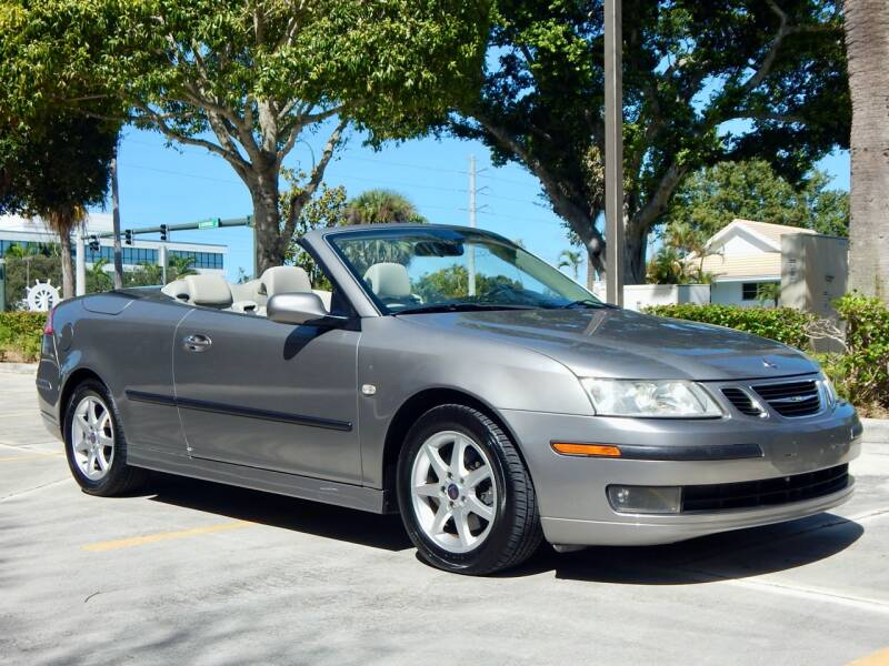 2007 Saab 9-3 for sale at VE Auto Gallery LLC in Lake Park FL