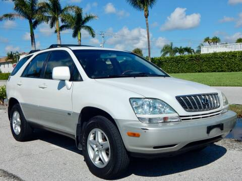 2002 Lexus RX 300 for sale at VE Auto Gallery LLC in Lake Park FL