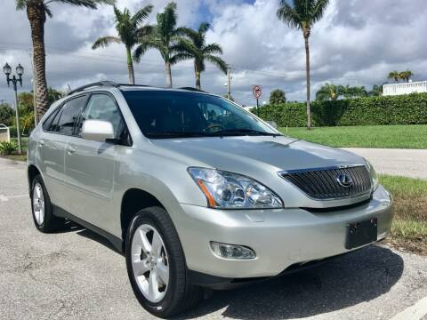 2005 Lexus RX 330 for sale at VE Auto Gallery LLC in Lake Park FL