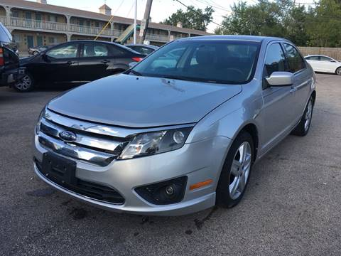 2010 Ford Fusion for sale in Melrose Park, IL