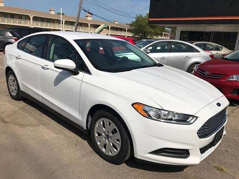 2013 Ford Fusion for sale in Melrose Park, IL