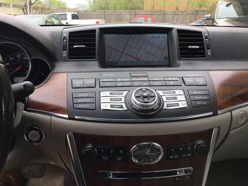 2009 Infiniti M35 Awd X Sedan Luxury 4dr In Melrose Park Il Ohare