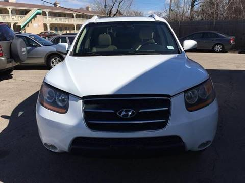 2008 Hyundai Santa Fe for sale in Melrose Park, IL