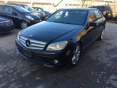 2010 Mercedes-Benz C-Class for sale in Melrose Park, IL