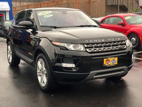 2013 Land Rover Range Rover Evoque for sale in Malden, MA