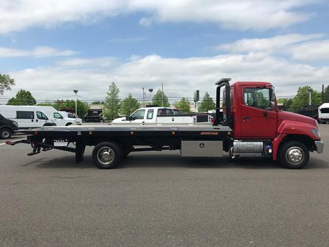 2015 Hino 258 for sale in Fairless Hills, PA