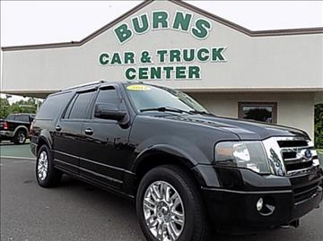 2011 Ford Expedition EL for sale in Fairless Hills, PA