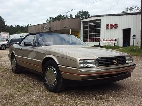 1992 Cadillac Allante for sale in Linden, TX