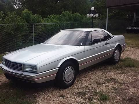 1988 Cadillac Allante for sale in Linden, TX