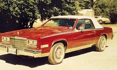 1985 Cadillac Eldorado for sale in Linden, TX