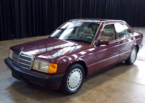 mercedes benz 190 class for sale