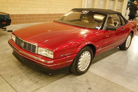 1993 Cadillac Allante for sale in Linden, TX