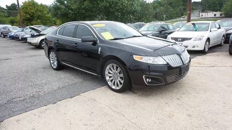 2010 Lincoln MKS for sale in Upper Marlboro, MD