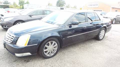 2006 Cadillac DTS for sale in Upper Marlboro, MD