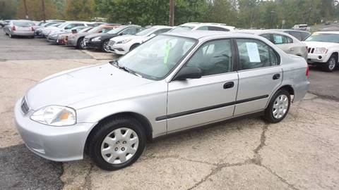 1999 Honda Civic for sale in Upper Marlboro, MD