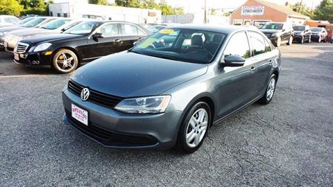 2012 Volkswagen Jetta for sale in Upper Marlboro, MD