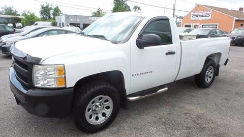 2007 Chevrolet Silverado 1500 Classic for sale in Upper Marlboro, MD