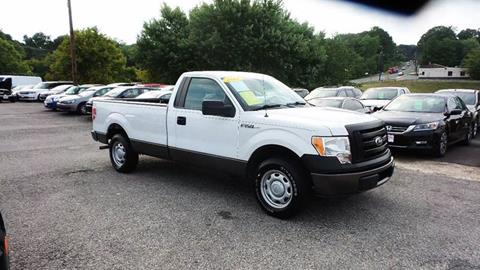 2011 Ford F-150 for sale in Upper Marlboro, MD