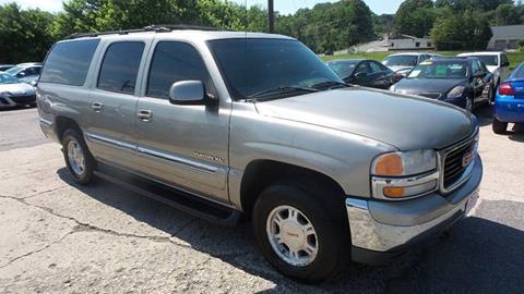 2000 GMC Yukon XL for sale in Upper Marlboro, MD