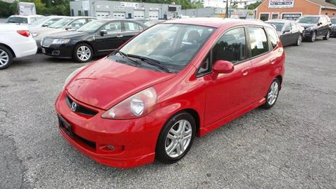 2007 Honda Fit for sale in Upper Marlboro, MD