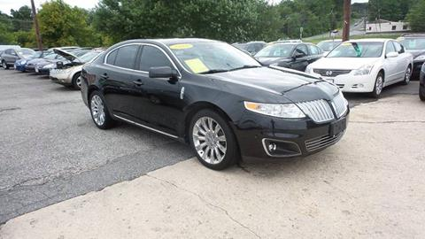 2010 Lincoln MKS for sale in Upper Marlboro, MD
