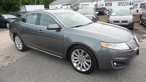 2011 Lincoln MKS for sale in Upper Marlboro, MD