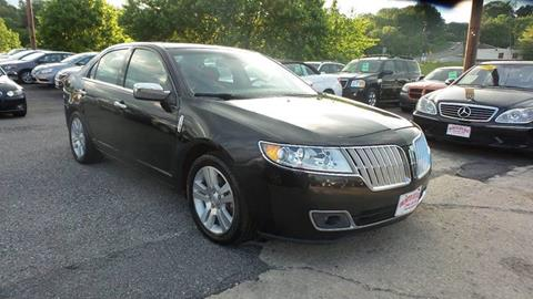 2012 Lincoln MKZ for sale in Upper Marlboro, MD
