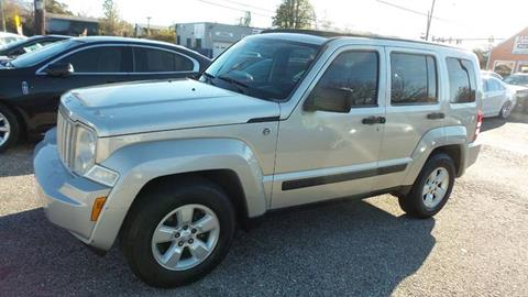 2009 Jeep Liberty for sale in Upper Marlboro, MD
